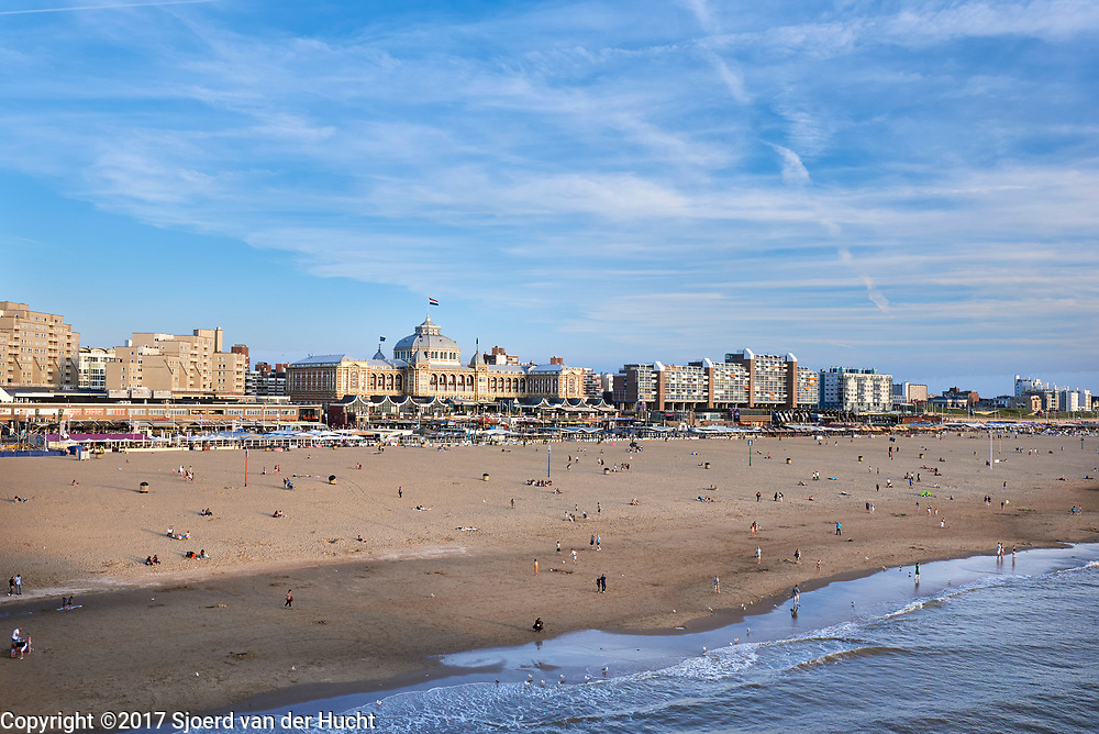 Scheveningen, Den Haag - Scheveningen, The Hague Beach, Netherlands