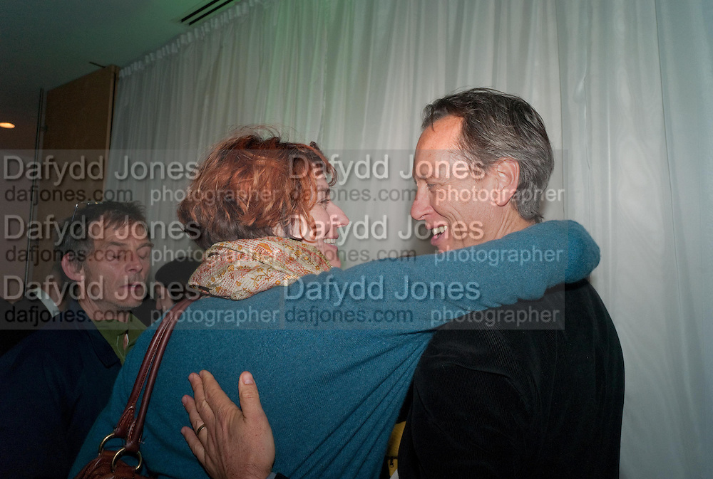 ANNA CHANCELLOR; RICHARD E. GRANT; , English National Ballet Beyond Ballets Russes at the London Coliseum opening night party at the St Martins Lane Hote, Londonl . 22 March 2012.