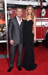 'Only The Brave' World Premiere held at the Regency Village Theatre in Westwood, CA. 08 Oct 2017 Pictured: Josh Brolin and Kathryn Boyd. Photo credit: O'Connor/AFF-USA.com / MEGA TheMegaAgency.com +1 888 505 6342