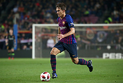 December 5, 2018 - Barcelona, Spain - Denis Suarez during the match between FC Barcelona and Cultural Leonesa, corresponding to the 1/16 final of the spanish King Cuo, played at the Camp Nou Stadium on 05th December 2018 in Barcelona, Spain. Photo: Joan Valls/Urbanandsport /NurPhoto. (Credit Image: © Joan Valls/NurPhoto via ZUMA Press)
