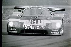 1987 24 Hour Le Mans Silverstone