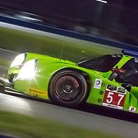 Daytona Beach, FL - Jan 10, 2015:  The Tudor United SportsCar Championship teams take to the track for the The Roar Before The 24 at Daytona International Speedway in Daytona Beach, FL.