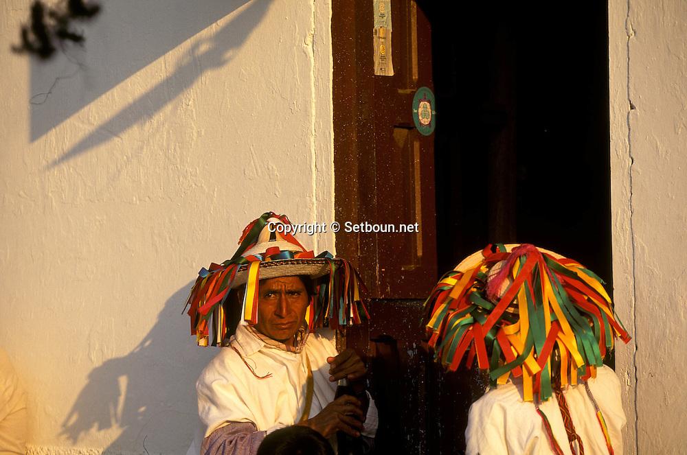 = Indians totziles in Larainzar   Chiapas  Mexico /// Larainzar, village indiens totziles   Chiapas  Mexique  +
