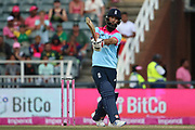 Moeen Ali during the One Day International match between South Africa and England at Bidvest Wanderers Stadium, Johannesburg, South Africa on 9 February 2020.