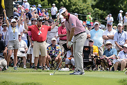 August 9, 2018 - Town And Country, Missouri, U.S - BEAU HOSSLER from Dallas Texas, USA during round one of the 100th PGA Championship on Thursday, August 8, 2018, held at Bellerive Country Club in Town and Country, MO (Photo credit Richard Ulreich / ZUMA Press) (Credit Image: © Richard Ulreich via ZUMA Wire)