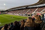 ALKMAAR - 19-03-2017, AZ - ADO Den Haag, AFAS Stadion, 4-0, overzicht