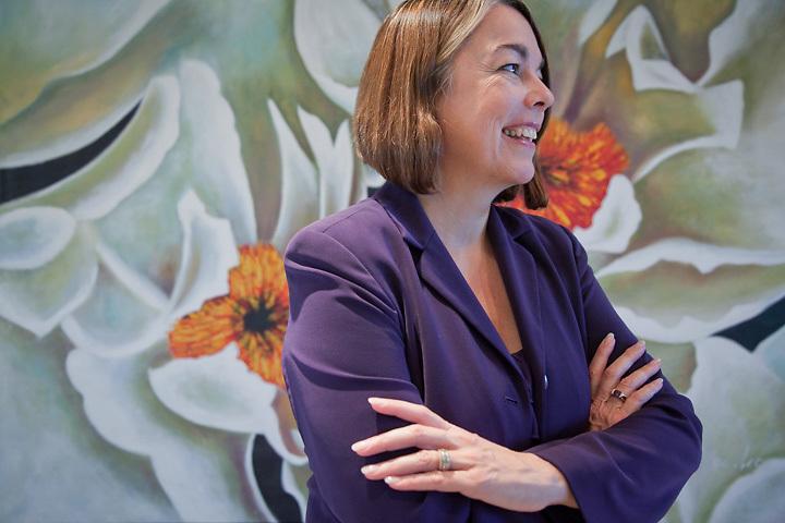 Cindy Baldwin of The Alaska Speakers Bureau