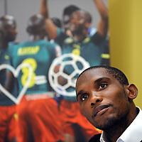 FOOTBALL - PUMA AFRICAN UNITY EXPERIENCE - 28/05/2010 - SAMUEL ETO'O (CAM)<br /> PHOTO : FRANCK FAUGERE / DPPI