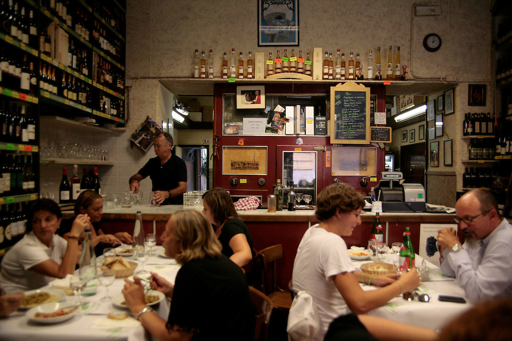Enoteca Corsi, Rome, Italy, Frommer's Italy Day By Day