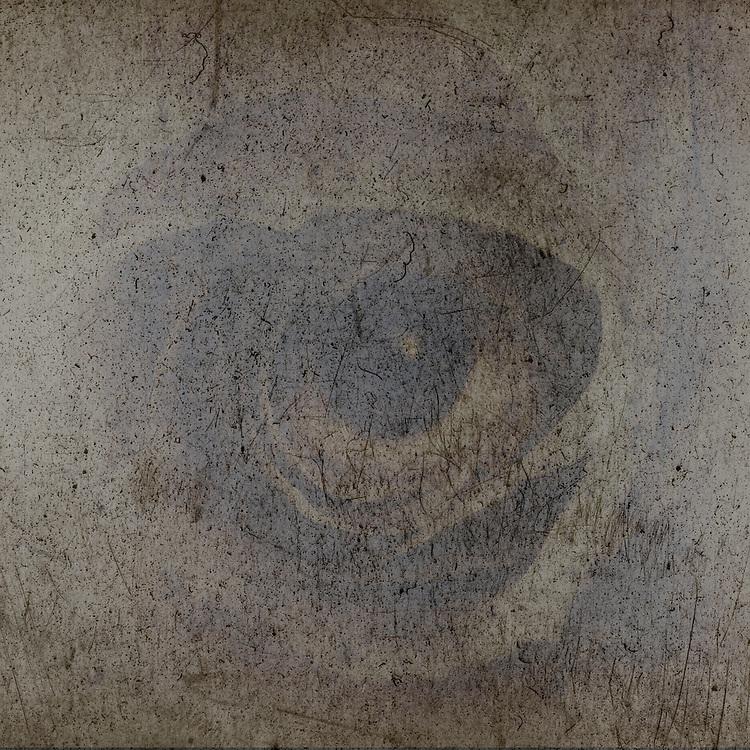 A textured eye