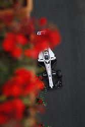 April 29, 2018 - Baku, Azerbaijan - Motorsports: World Championship; 2018; Grand Prix Azerbaijan, Grand Prix of Europe, Formula 1 2018 Azerbaijan Grand Prix, .#18 Lance Stroll ( CAN, Williams Martini Racing) (Credit Image: © Hoch Zwei via ZUMA Wire)