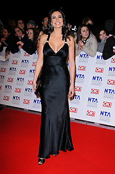 Melanie Sykes at the National Television Awards held in London on Wednesday, 25th January 2012. Photo by: i-Images