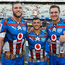 General views during the Super rugby match between The Cell C Sharks and the Vodacom Bulls at Jonsson Kings Park Stadium in Durban, South Africa 30 March 2019 (Mandatory Byline AL NICOLL Steve Haag Sports)