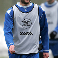 St Johnstone Training...27.02.06<br />
