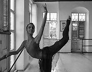 Patricia Hernandez, the principle dancer of Laura Alonso's Ballet Company.