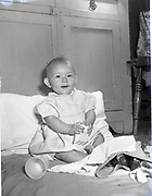 Catholic Protection Rescue Society, Father Barrett, Baby at home of Mrs O'Brien Gulleston Gohns 21-9-1956