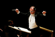 "Conductor Kent Tritle of the Oratorio Society of NY presents Mendelssohn's ""Elijah"" at Carnegie Hall  on April 27, 2011 in New York. photo by Joe Kohen for The New York Times.."