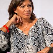 Anne Hidalgo - maire de Paris