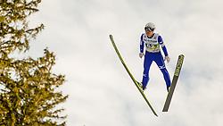 03.01.2014, Bergisel Schanze, Innsbruck, AUT, FIS Ski Sprung Weltcup, 62. Vierschanzentournee, Qualifikation, im Bild Daiki Ito (JPN) // Daiki Ito (JPN) during qualification Jump of 62nd Four Hills Tournament of FIS Ski Jumping World Cup at the Bergisel Schanze, <br /> Innsbruck, Austria on 2014/01/03. EXPA Pictures © 2014, PhotoCredit: EXPA/ JFK