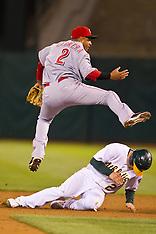 20100622 - Cincinnati Reds at Oakland Athletics (Major League Baseball)
