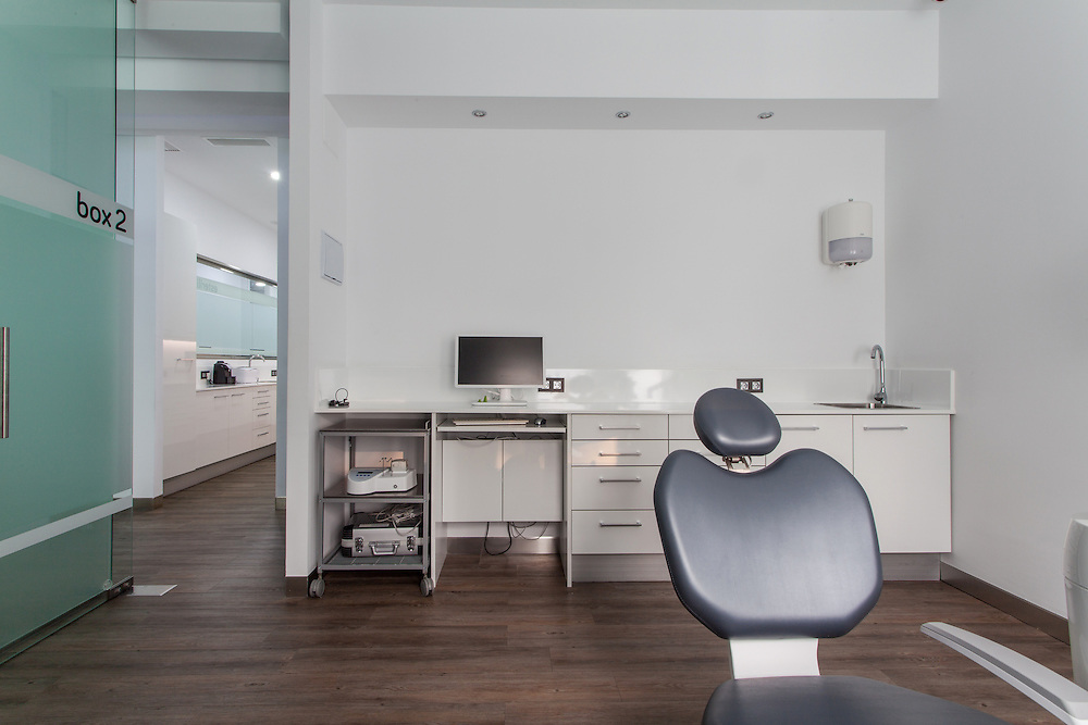 Dental Bernabeu new installations in Seville.