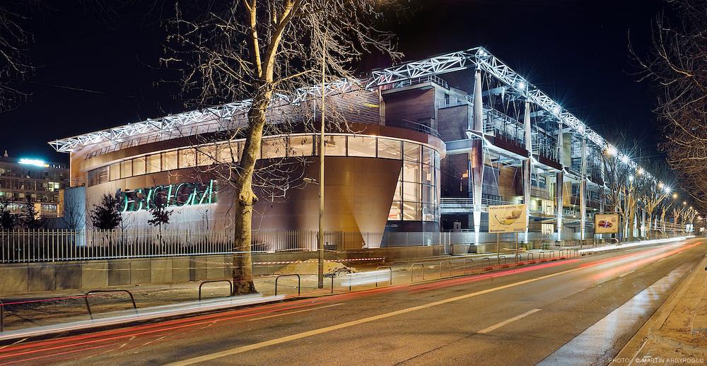 agence d'architecture Dubosc et Landowski - SYCTOM - Centres de traitement multifilière Isséane à Issy-les-Moulineaux.