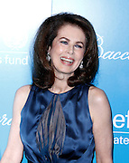 Dayle Haddon attends the 8th Annual UNICEF Snowflake Ball at Cipriani 42nd Street in New York City, New York on November 27, 2012.