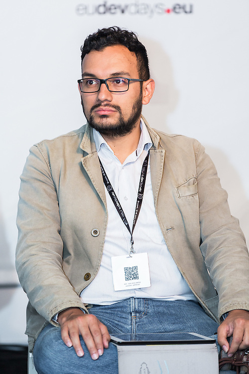 20160616 - Brussels , Belgium - 2016 June 16th -European Development Days - Universalising effective development cooperation - Pedro Guzman , Regional Coordinator , Asociado de AgroSolidaria Vianí © European Union