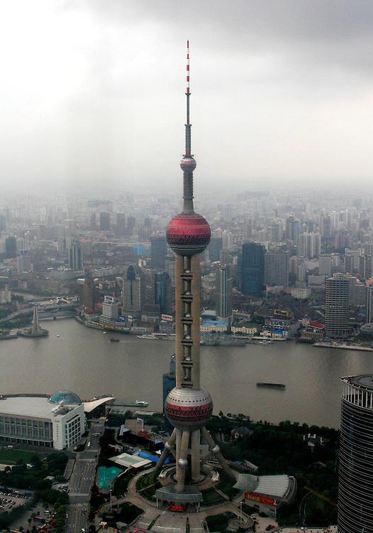 Shanghai, China. 2007