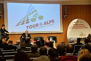 Tour of the Alps 2018, Presentazione a Milano , 7 novembre 2017 © foto Daniele Mosna