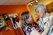 Vancouver Visit - May/June 2011..Cloe Beauchesne & Jenn Whittingham party for Lynn
