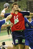 Håndball<br /> 28.10.2005<br /> Norge v Polen<br /> Foto: Wrofoto/Digitalsport<br /> NORWAY ONLY<br /> <br /> PREBEN VILDALEN