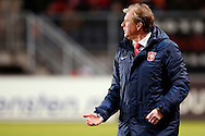 Onderwerp/Subject: FC Twente - Eredivisie<br /> Reklame:  <br /> Club/Team/Country: <br /> Seizoen/Season: 2012/2013<br /> FOTO/PHOTO: Coach Steve MCCLAREN of FC Twente angry. (Photo by PICS UNITED)<br /> <br /> Trefwoorden/Keywords: <br /> #03 #05 $94 ±1355229149625 ±1355229149625<br /> Photo- & Copyrights © PICS UNITED <br /> P.O. Box 7164 - 5605 BE  EINDHOVEN (THE NETHERLANDS) <br /> Phone +31 (0)40 296 28 00 <br /> Fax +31 (0) 40 248 47 43 <br /> http://www.pics-united.com <br /> e-mail : sales@pics-united.com (If you would like to raise any issues regarding any aspects of products / service of PICS UNITED) or <br /> e-mail : sales@pics-united.com   <br /> <br /> ATTENTIE: <br /> Publicatie ook bij aanbieding door derden is slechts toegestaan na verkregen toestemming van Pics United. <br /> VOLLEDIGE NAAMSVERMELDING IS VERPLICHT! (© PICS UNITED/Naam Fotograaf, zie veld 4 van de bestandsinfo 'credits') <br /> ATTENTION:  <br /> © Pics United. Reproduction/publication of this photo by any parties is only permitted after authorisation is sought and obtained from  PICS UNITED- THE NETHERLANDS