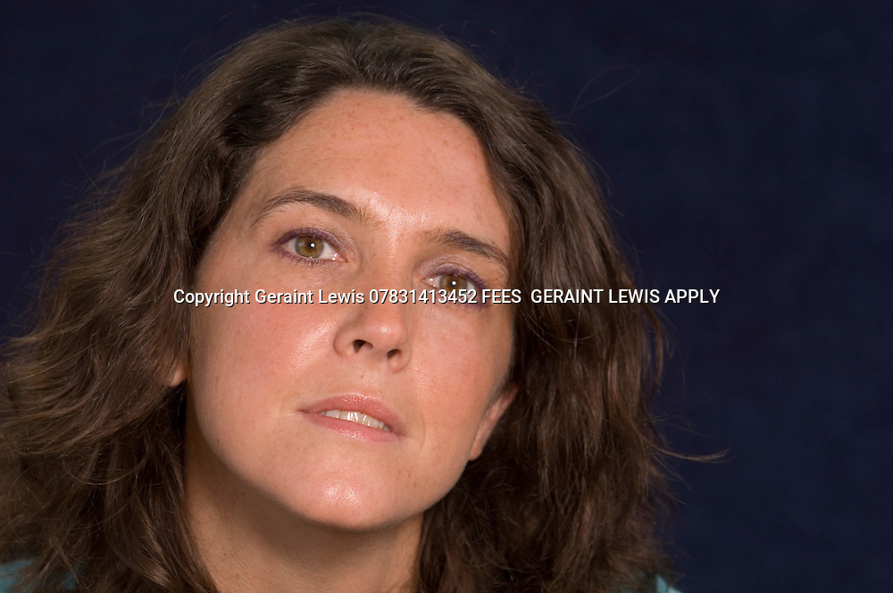 Bettany Hughes,Historian and Broadcaster  CREDIT Geraint Lewis