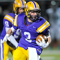 11.4.2011 Medina Highland at Avon Varsity Football