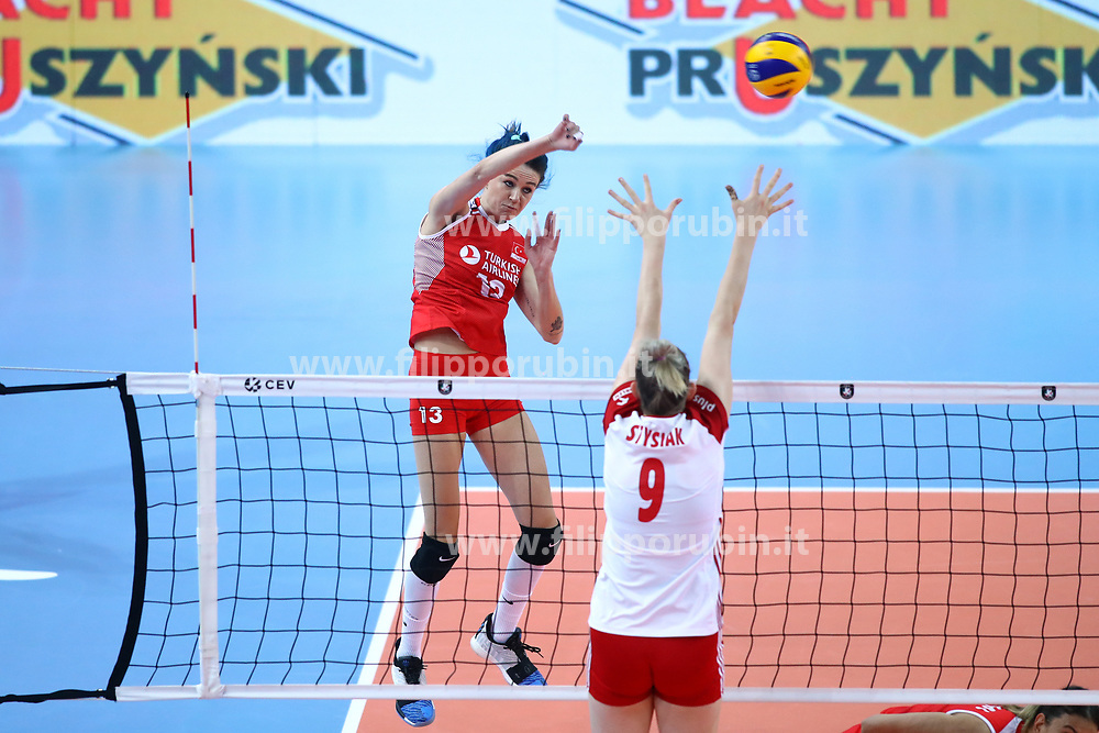 2019 VOLLEYBALL WOMEN'S EUROPEAN CHAMPIONSHIP<br /> POLAND - TURKEY<br /> ANKARA (TURKEY) SEPTEMBER 7TH, 2019