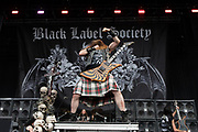 Black Label Society performs on May 4, 2019 at Metropolitan Park in Jacksonville, Florida (Photo: Charlie Steffens/Gnarlyfotos)