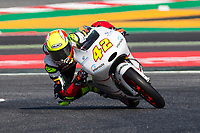 Marcos Ramirez of Spain and Platinium Bay Real State Team rides during free practice for the Moto3 of Catalunya at Circuit de Catalunya on June 10, 2017 in Montmelo, Spain.(ALTERPHOTOS/Rodrigo Jimenez)