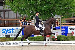 Kooijman Stephanie (NED) - Winston<br /> European Championships Junior 2010<br /> © Hippo Foto - Leanjo de Koster