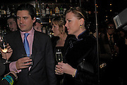 Edward Taylor and Eimear Montgomerie. Conservative fund raising dinner hosted  by Marco Pierre White and Franki Dettori at  Frankie's. Knightsbridge. 17 January 2004. ONE TIME USE ONLY - DO NOT ARCHIVE  © Copyright Photograph by Dafydd Jones 66 Stockwell Park Rd. London SW9 0DA Tel 020 7733 0108 www.dafjones.com