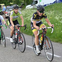 27-05-2016: Wielrennen: Boels Rental Classic: Valkenburg<br /> VALKENBURG (NED) wielrennen  <br />Ireen Wust
