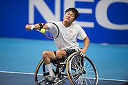 NEC Wheelchair Tennis Masters - 06/12/2015