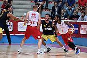 Marcus Thornton<br /> Consultinvest Victoria Libertas Pesaro - Ambalt Recanati Basket<br /> Lega Basket Serie A 2016/2017<br /> Pesaro, 07/09/2016<br /> Foto Ciamillo-Castoria