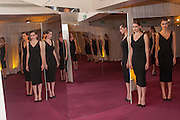 MODELS, 2012 GQ Men of the Year Awards,  Royal Opera House. Covent Garden, London.  3 September 2012