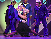 April 7, 2016, East Haddam, CT<br /> Mara Lavitt -- Special to the Hartford Courant<br /> The run-through of  the classic Cole Porter musical &quot;Anything Goes&quot; being performed at Goodspeed Musicals in East Haddam. Desiree Davar as Erma.