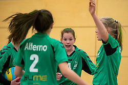 31-03-2018 NED: Final D Volleybaldirect Open, Wognum<br /> 16 teams of girls and boys D competed for the Dutch Open Championship / Alterno