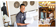 Service on the Mekong Navigator cruise ship, for Haimark