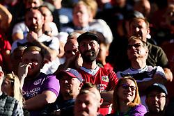 Bristol City fans - Rogan/JMP - 14/09/2019 - Bet365 Stadium - Stoke, England - Stoke City v Bristol City - Sky Bet Championship.