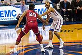2017 Boise State basketball vs Loyola Marymount