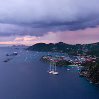 Saint Barth (aerial)